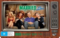 Married With Children: Big Bundy Box 1-11 [DVD]