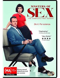 Masters of Sex: Season 1 [DVD]