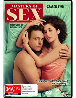 Masters of Sex: Season 2 [DVD]