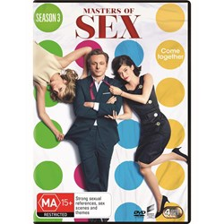 Masters of Sex: Season 3 [DVD]