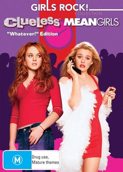 Mean Girls/Clueless [DVD]