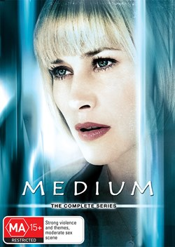 Medium: The Complete Series [DVD]