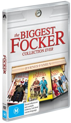 Meet the Parents/Meet the Fockers/Little Fockers [DVD]