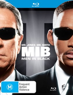 Men in Black 2 [Blu-ray]
