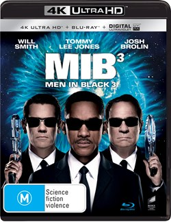 Men in Black 3 (4K Ultra HD + Blu-ray + Digital Download) [UHD]