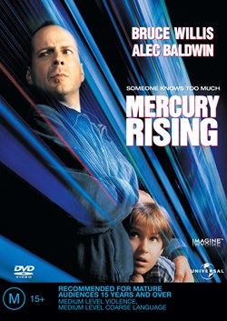 Mercury Rising [DVD]