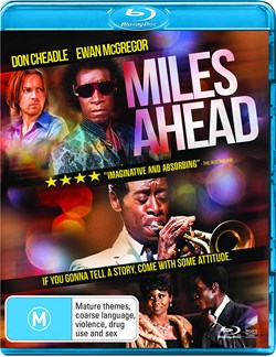 Miles Ahead [Blu-ray]