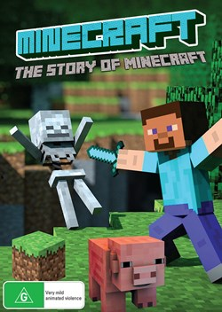 Minecraft - The Story of Minecraft [DVD]
