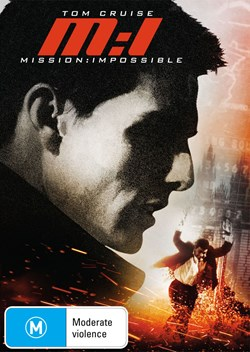 Mission: Impossible [DVD]