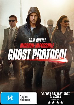 Mission: Impossible - Ghost Protocol [DVD]
