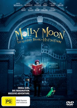 Molly Moon and the Incredible Book of Hypnotism [DVD]