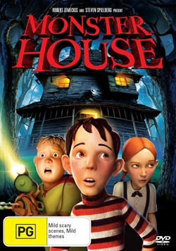 Monster House [DVD]