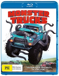 Monster Trucks [Blu-ray]