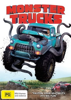 Monster Trucks [DVD]