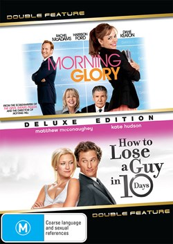 Morning Glory/How to Lose a Guy in 10 Days [DVD]
