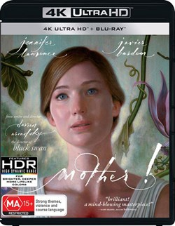 mother! (4K Ultra HD + Blu-ray) [UHD]