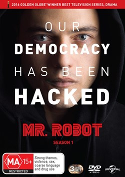 Mr. Robot: Season 1 [DVD]