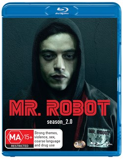 Mr. Robot: Season_2.0 [Blu-ray]