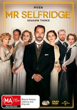 Mr. Selfridge: Series 3 [DVD]