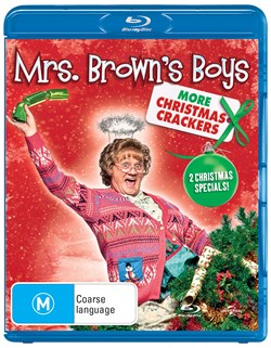Mrs Brown's Boys: Christmas Specials 2013 [Blu-ray]