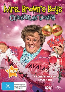 Mrs Brown's Boys: Christmas Treats [DVD]