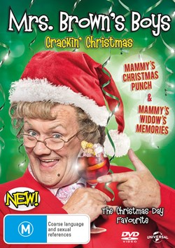 Mrs Brown's Boys: Crackin' Christmas [DVD]