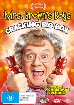 Mrs Brown's Boys: Cracking Big Box [DVD]