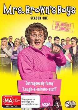 Mrs Brown's Boys: Series 1 [DVD]