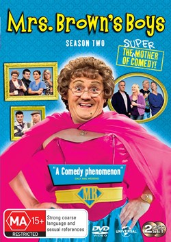 Mrs Brown's Boys: Series 2 [DVD]
