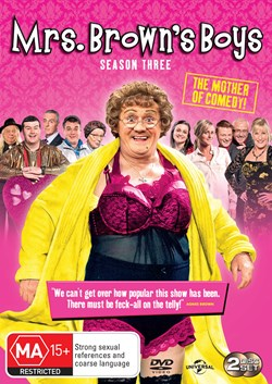 Mrs Brown's Boys: Series 3 [DVD]