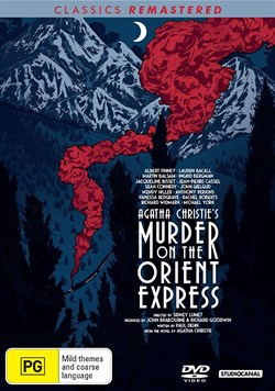 Murder On the Orient Express [DVD]