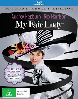 My Fair Lady [Blu-ray]