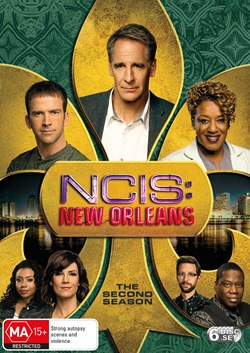 NCIS New Orleans: The Second Season [DVD]