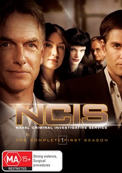 NCIS: The Complete First Season [DVD]