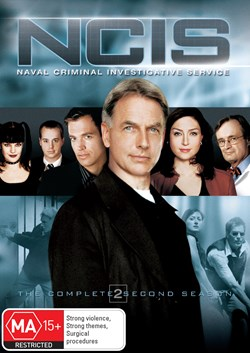 NCIS: The Complete Second Season [DVD]