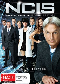 NCIS: The Ninth Season [DVD]
