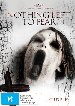 Nothing Left to Fear [DVD]