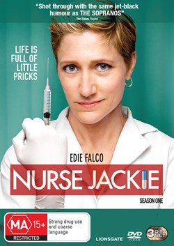 Nurse Jackie: Season 1 [DVD]