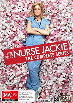 Nurse Jackie: Season 1-7 [DVD]