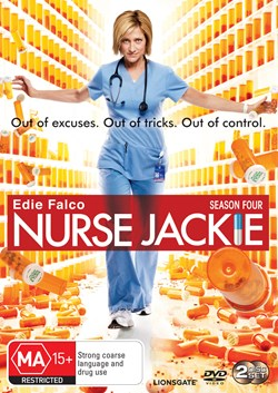 Nurse Jackie: Season 4 [DVD]