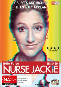 Nurse Jackie: Season 6 [DVD]