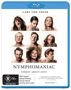 Nymphomaniac: Volume I [Blu-ray]