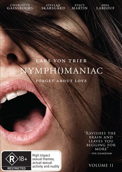 Nymphomaniac: Volume II [DVD]