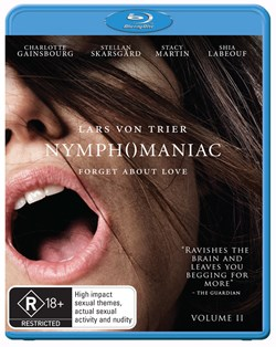 Nymphomaniac: Volume II [Blu-ray]