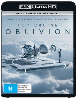 Oblivion (4K Ultra HD + Blu-ray + Digital UV Copy) [Blu-ray]