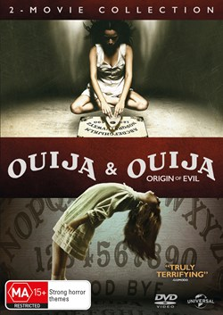 Ouija & Ouija: Origin of Evil [DVD]