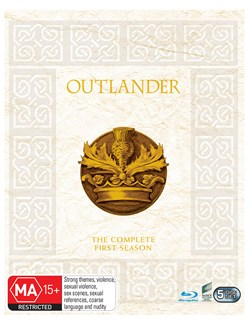 Outlander: Complete Season One [Blu-ray]