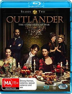 Outlander: Season Two [Blu-ray]