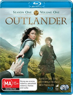 Outlander: Season One, Volume One [Blu-ray]