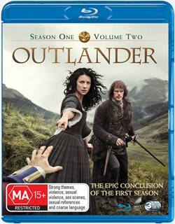 Outlander: Season One, Volume Two [Blu-ray]